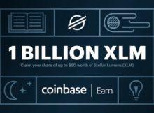 Coin base free stellar lumebs