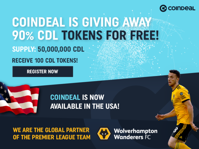 coindeal token free